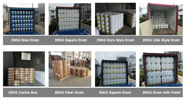 TCCA & SDIC Packaging