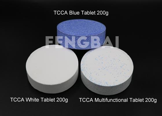 Fengbai TCCA Chlorine Tablets for Pool