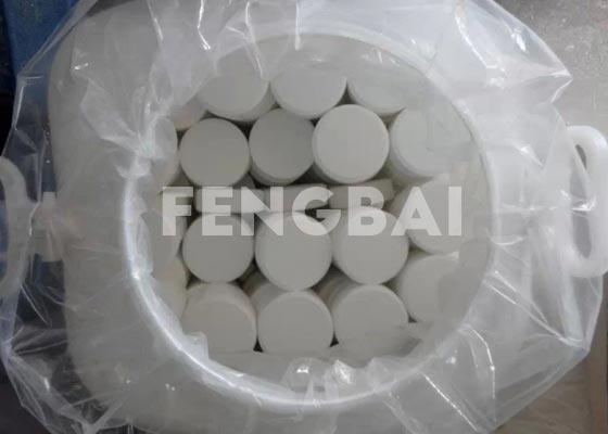 TCCA 200g Tablets in 50kg Drum