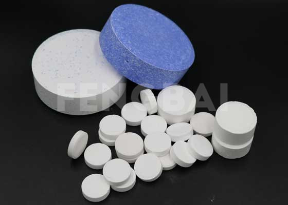 Fengbai TCCA Tablets with Different Sizes