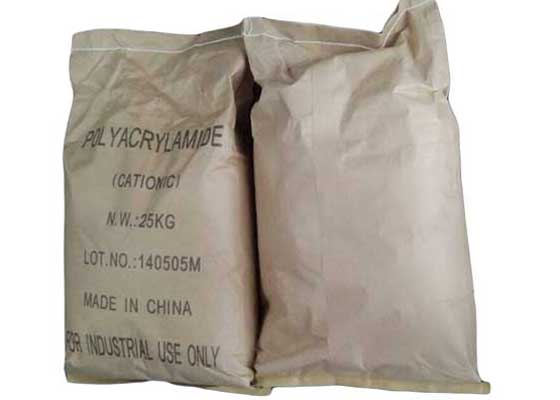 Cationic Polyacrylamide CPAM Flocculant